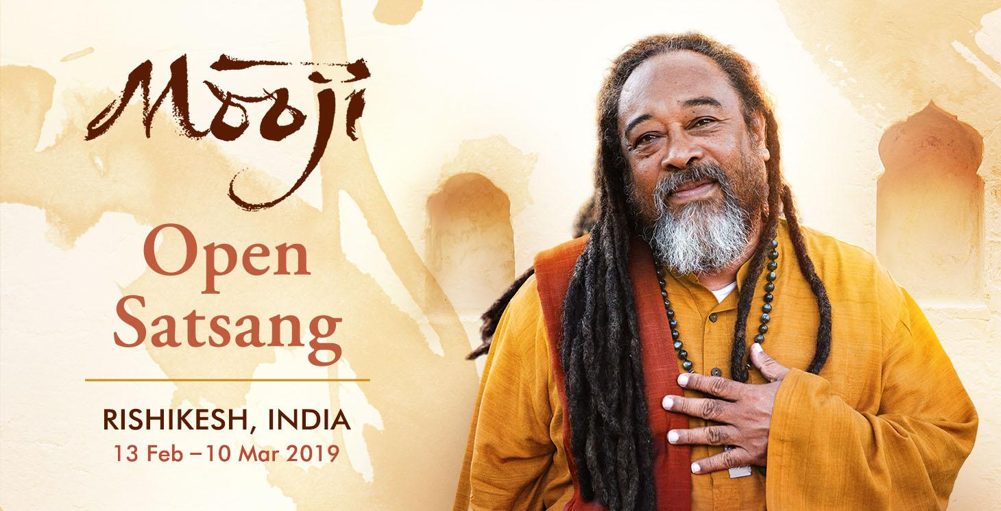 Open Satsang with Mooji | Mooji – Official Site