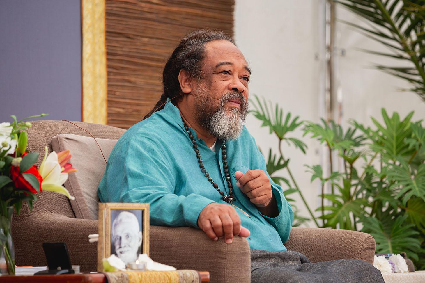 7-day Silent Retreat ~ 1st Zmar | Mooji – Official Site
